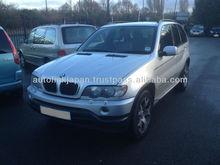 2002-BMW X5 3.0d Sport (Silver)