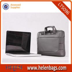 2014 High Quality Checp Price China Grey Laptop Bag