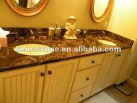 cheap granite vanity top with vessel sink for bathroom