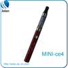 Jolan 2014 Hottest & Best e smart e cig the most popular new products mini ce4 mod