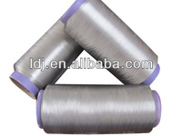silver coated conductive fiber yarn