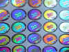 Holograms Stickers