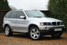 2002 BMW X5 3.0I SPORT 5DR AUTO