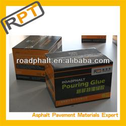 Roadphalt asphaltic concrete crack filler