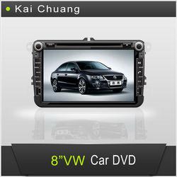 VW Passat Car DVD Player with GPS Navigtion
