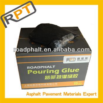 hot applied edge asphaltic crack filler