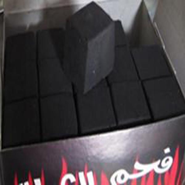 hookah cube charcoal