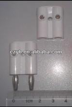 4mm dual banana plug/socket