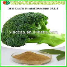 Manufacturer Supply Broccoli P.E. 1% Sulforaphane/Broccoli Extract 0.5% Sulforaphane