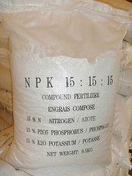 NPK 15 15 15 fertilizer