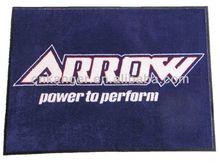 Nylon rubber advertising carpet
