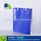 extra large paper bags/tyvek paper bag/flat handle paper grocery bags