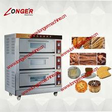 Lontano infrarosso elettrico/forno a gas da forno macchina