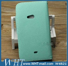 Factory Price Stand Flip Case for Lumia 625,for Nokia Lumia 625 Leather Case