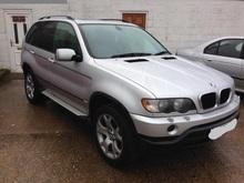 2001 BMW X5 3.0D SPORT 5DR AUTO DIESEL ESTATE