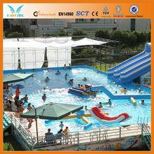 G ant en plein air piscine de cadre m tallique hors sol for Piscine hors sol geant casino