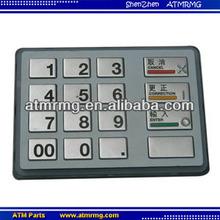 atm machine parts 49216686000E diebold opteva epp5 keyboard
