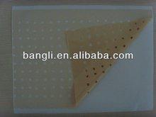 skin color fabric, skin color glue capsicum muscle pain releif plaster