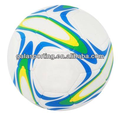 custom made 2015 training pvc soccer ball