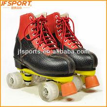 high quality pu flash wheel quad roller skates wholesale