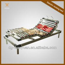 Electric lift up bed living room furniture adjust a sleep adjustable beds