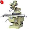 Superior performance 4S vertical turret milling machine