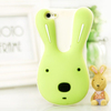 2014 New coming rabbit silicone soft case for iphone5 mobile protector
