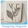 Custom Popular Ceramic Tile Fridge Magnet for Promotion