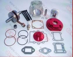 engine parts cylinder crankshaft set for mini bike