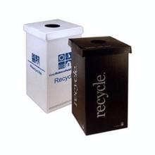 Custom Corrugated Plastic Recycle Bin/Corrugated Plastic Trash Bin/Waste Bin