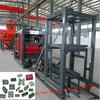 QT6-15 construction machinery for blocks, hydraulic concrete block machine, automatic hollow block machine price