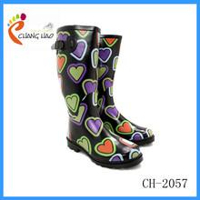 Lady Cheap Women Rubber Rain Boots