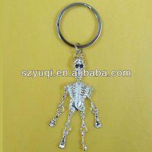 New promotional skeleton keychain