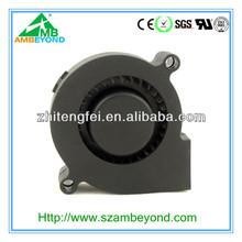 High Quality Micro 50mm Plastic Blower Dc 50x50x15mm Fan
