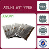 High Quality Wet Napkin Wet Tissue For Airline OEM Welcomed