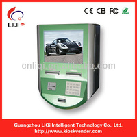 17inch/19inch Self-service Touch Screen Wall Mounted Information Kiosk Terminal computer kiosk