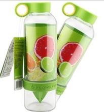2014 Newest Tableware BPA Free Tritan Juice Source Bottle