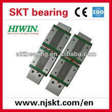 Made in TaiWan linear bearing block housing MGW9H,miniature guide rail