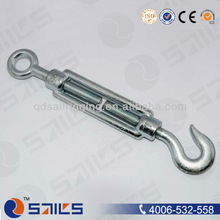 small turnbuckles eye and hook