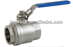 2 PC BALL VALVE Made in China
