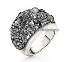 shiny wholesale gold rings new model 2013