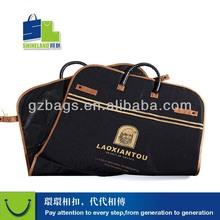 target garment bag/yellow non woven shopping bag/rolling garment bag
