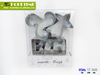 2014 new design stainless steel industrial cookie cutters