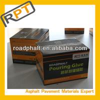 ROADPHALT asphaltic concrete crack sealer material