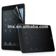 Anti spy screen protector for iPad mini oem/odm(Privacy)