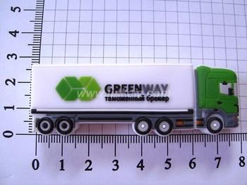 2014 unique usb flash drive truck shape