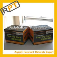 ROADPHALT asphaltic cracking pavement repair material