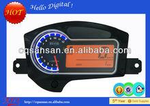 Digital motorcycle Speedometer direct selling XGJAO XGJ200-19