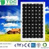 250w transparent solar panel with TUV,IEC,CE certificate