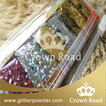 bulk packing pashmina glitter